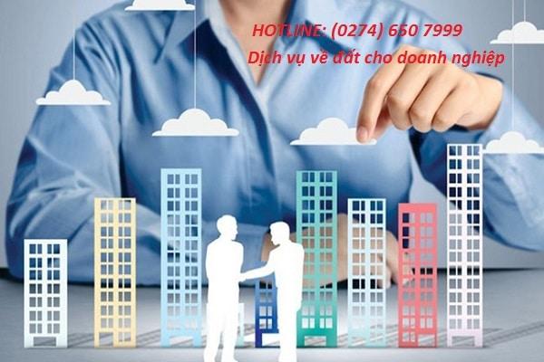 Dịch vụ về đất cho doanh nghiệp