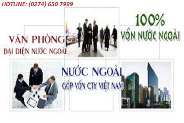 Mua lại vốn góp vốn vào công ty Việt nam