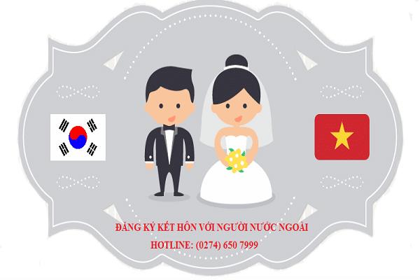 Dịch vụ đăng ký kết hôn với người nước ngoài