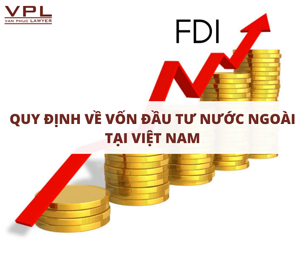 Quy định về vốn đầu tư nước ngoài trong các doanh nghiệp tại Việt Nam
