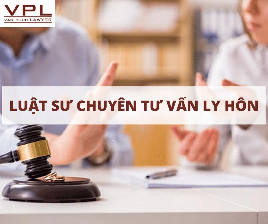 Cần tìm luật sư tư vấn ly hôn – Dịch vụ luật sư giải quyết ly hôn