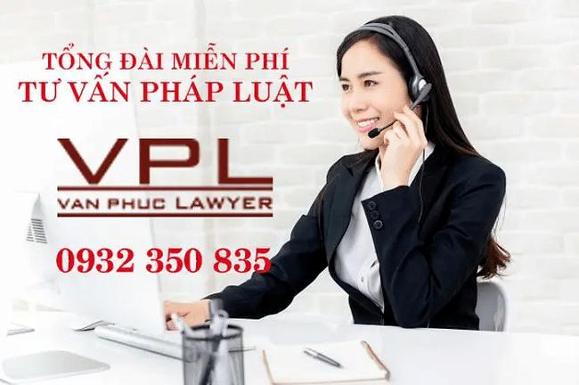 Số điện thoại luật sư tư vấn pháp luật miễn phí uy tín toàn quốc
