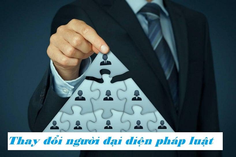 Thủ tục thay đổi người đại diện theo pháp luật công ty TNHH, công ty cổ phần với cơ quan thuế