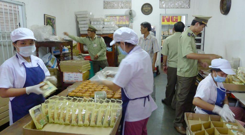 Các mức xử phạt không có giấy chứng nhận vệ sinh an toàn thực phẩm 2020